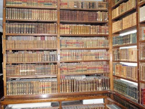 Biblioteca Miranda
