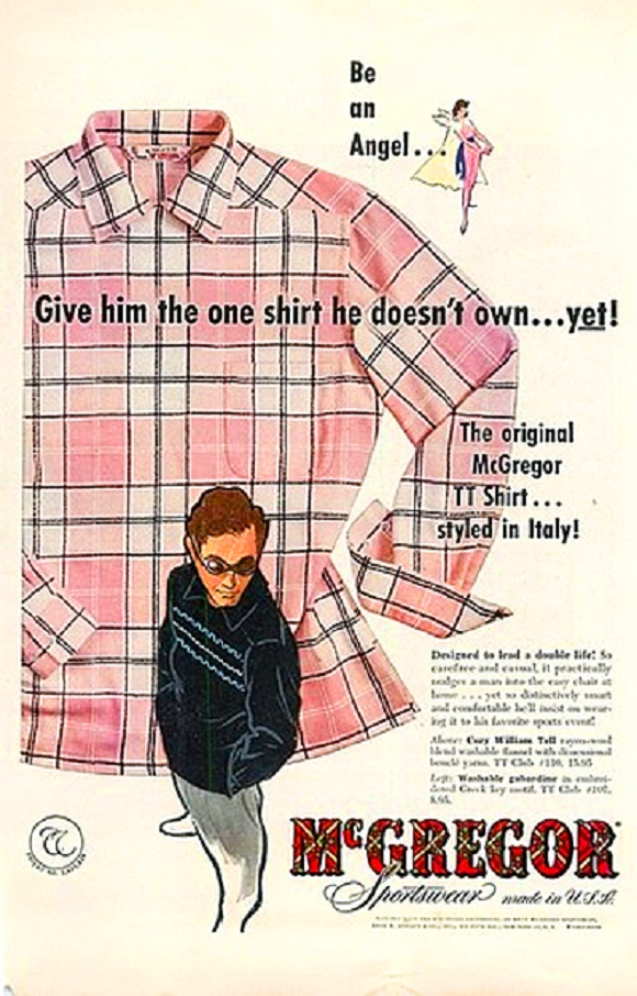 Camisas McGregor