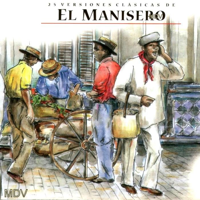 EL MANISERO-Tapa-