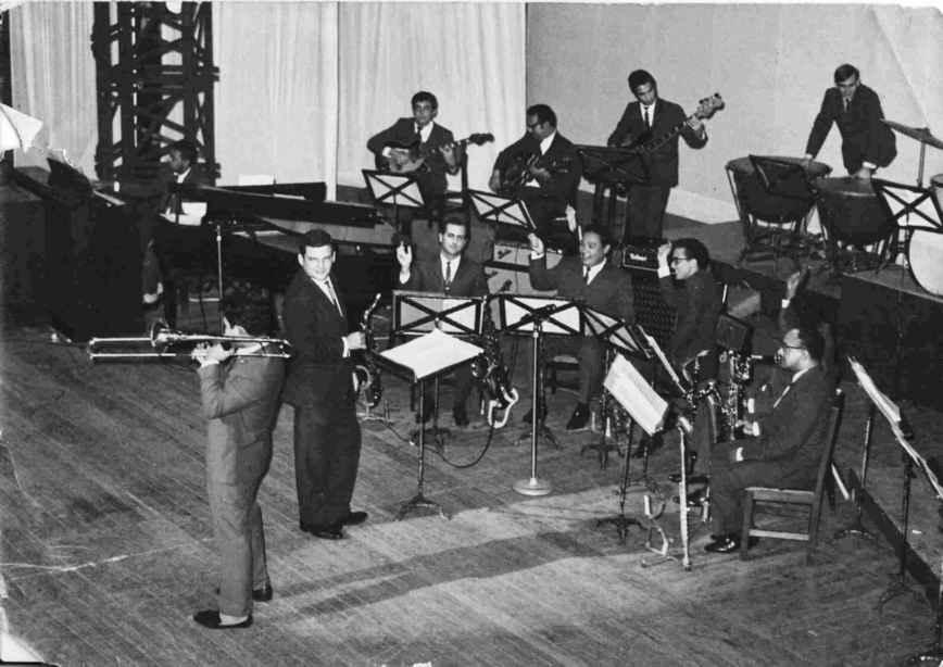MUSICA ORQUESTA MUSICA MODERNA 1968