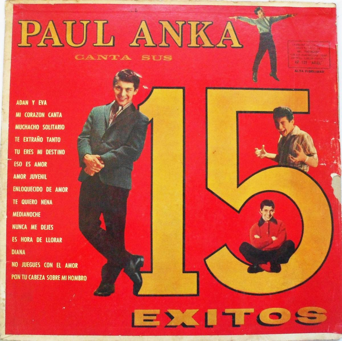 NUSICA paul-anka-15-exitos--F