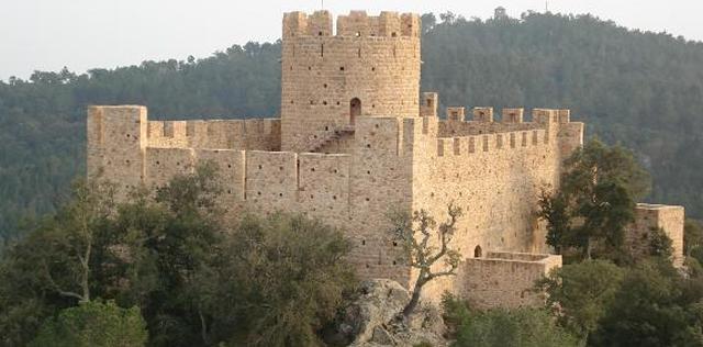 castillo rarnes