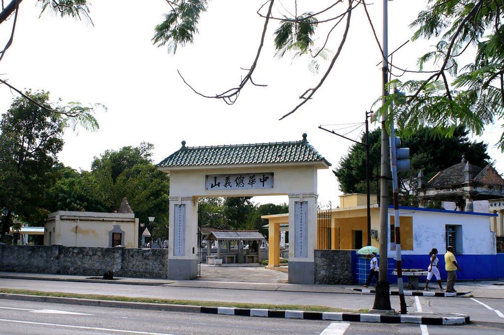 cementerio chino