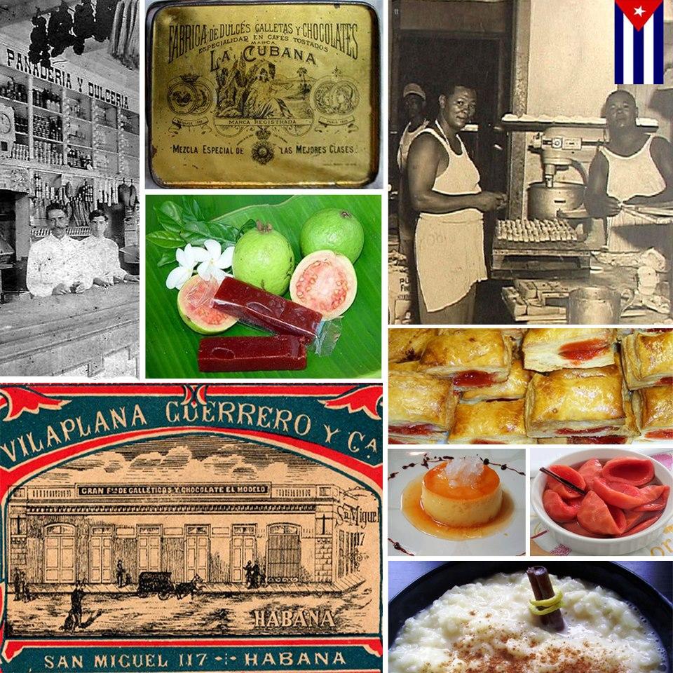 dulces cubanos