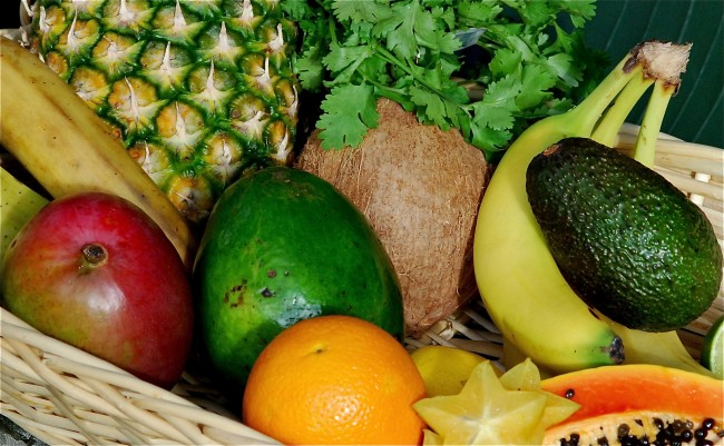frutas cubanas