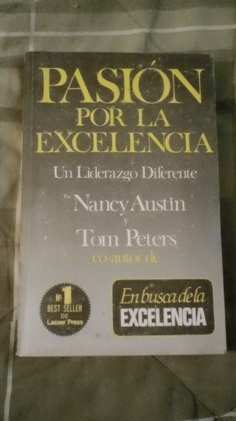 libro-pasion-por-la-excelencia-nancy-austin-y-tom-peters-