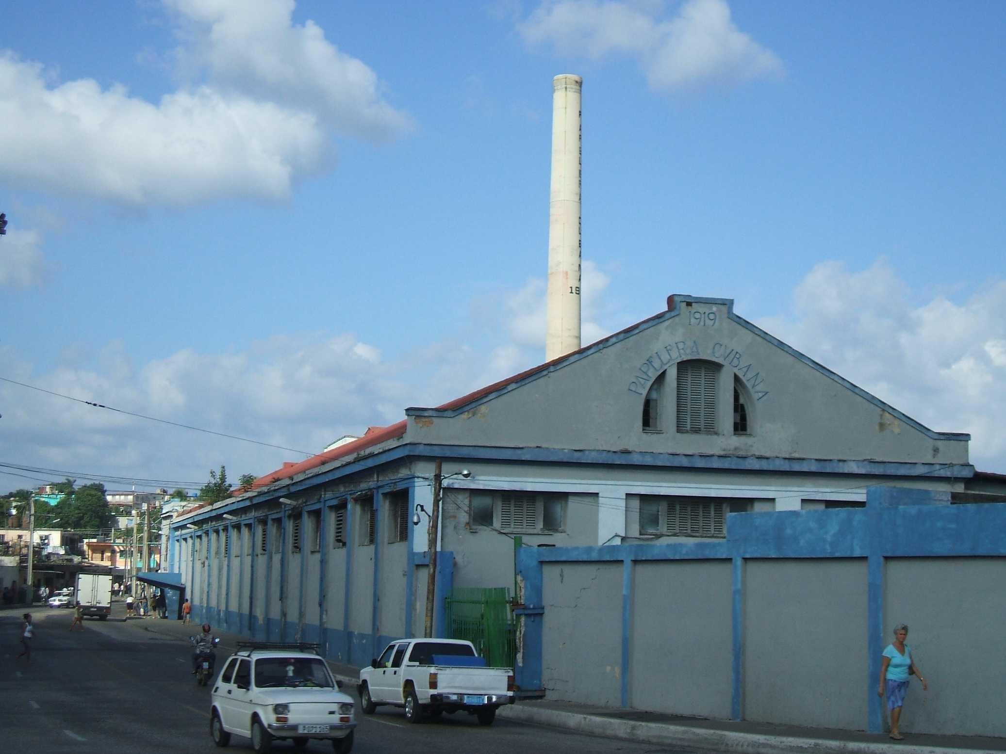 papelera cubana