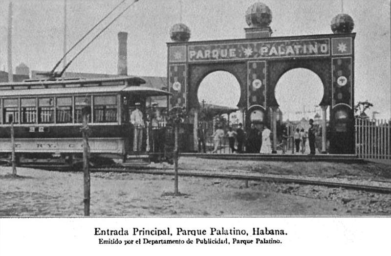 parque palatino