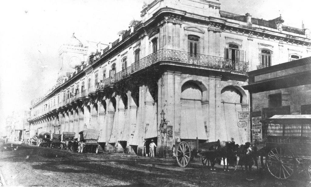 plaza del vapor