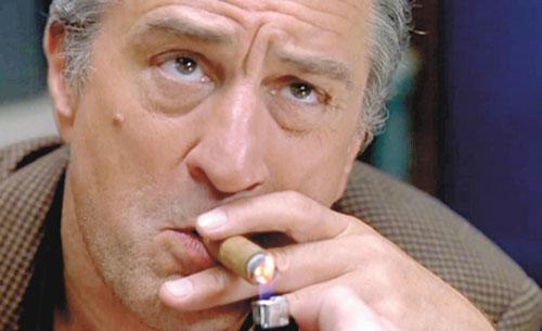 tabaco deniro-robert