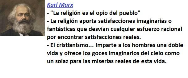 MARX Y RELIGION
