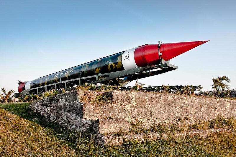 crisis misiles cohete destructor