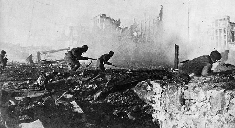 moscuLa batalla de Stalingrado 1942-1943