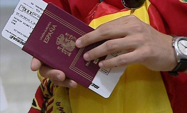 migracion esp pasaporte