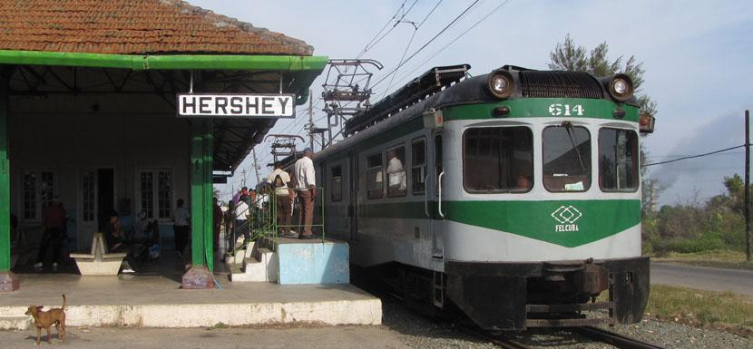 papa tren-hershey