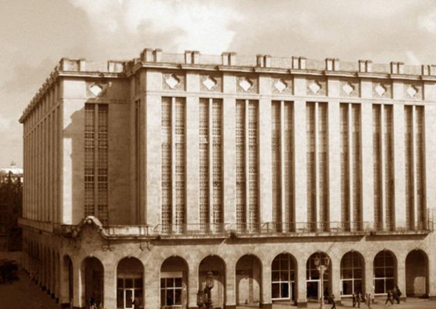 edificio del diario de la marina, 1944