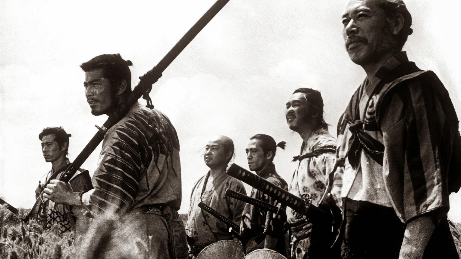 los-siete-samurais-de-akira-kurosawa-