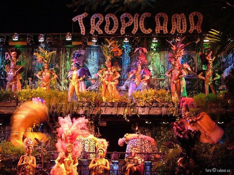 Cuba Tropicana Cabaret in Havana Keywords: cuba;cubasi;havana;tropicana