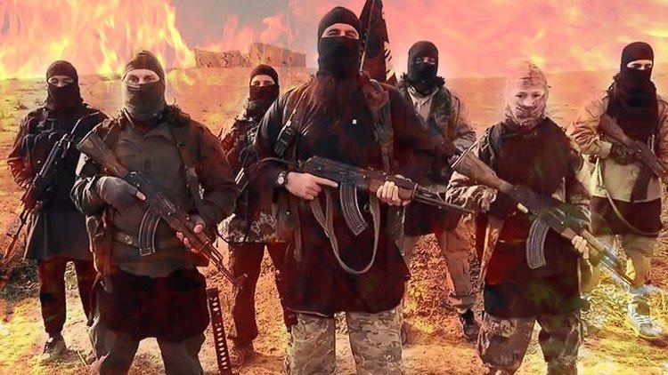 ISIS hace estallar un niño para probar explosivos