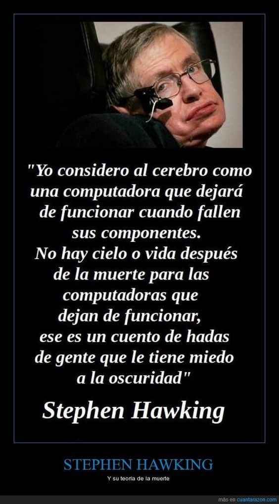 ciencia stephen hawkings
