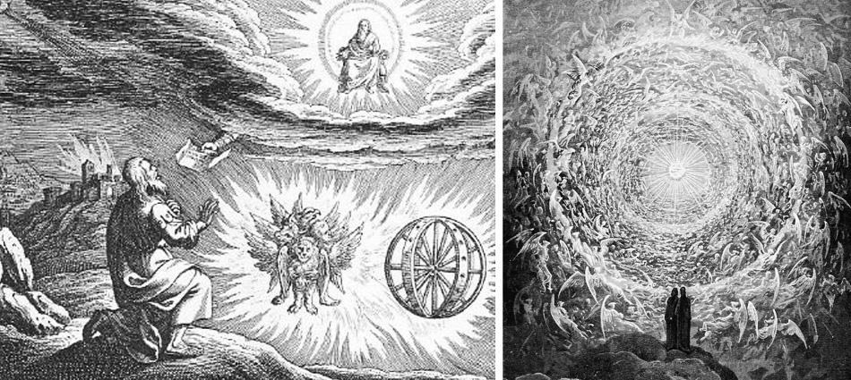dios trono