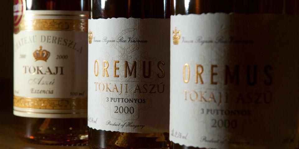 vino hungaro tokaji