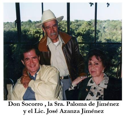 dueño de rancho y esposa de josealf