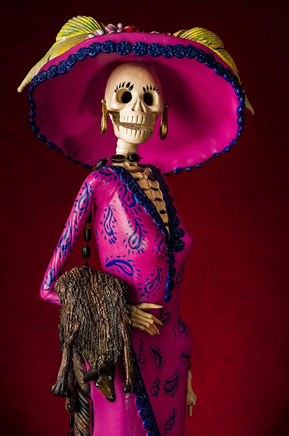 catrina-dia-de-muertos-mexico2-bw