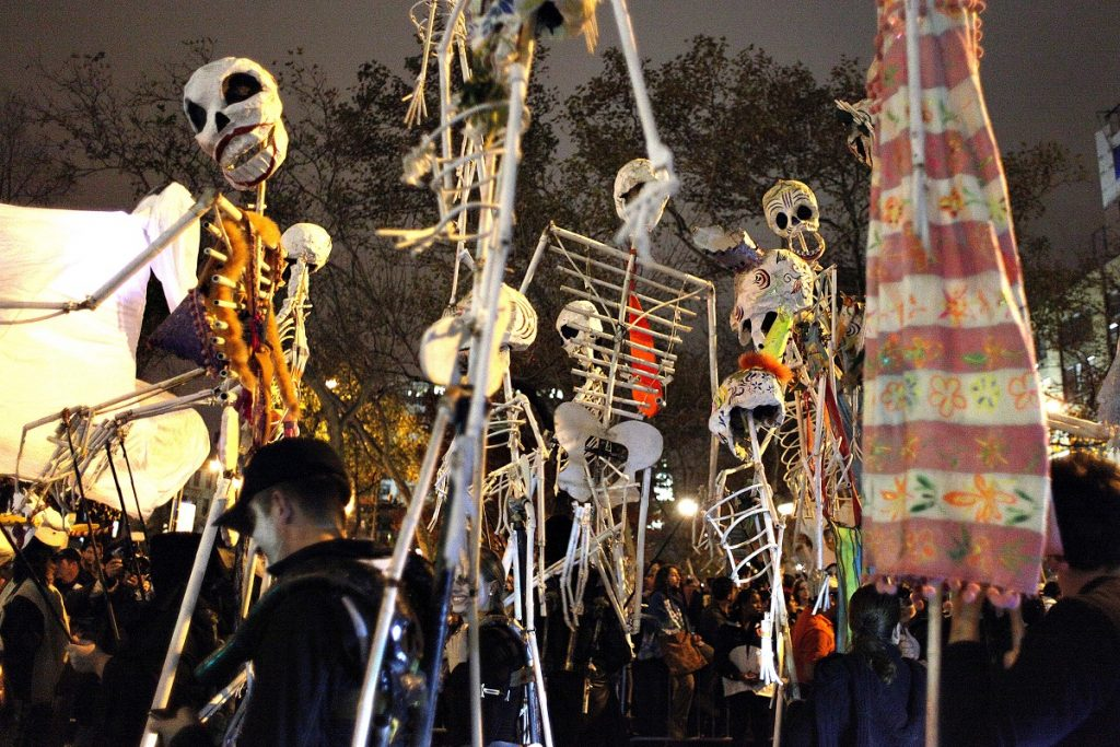 New York's Village Halloween Parade.2009.The 36th Annual Village Halloween Parade
