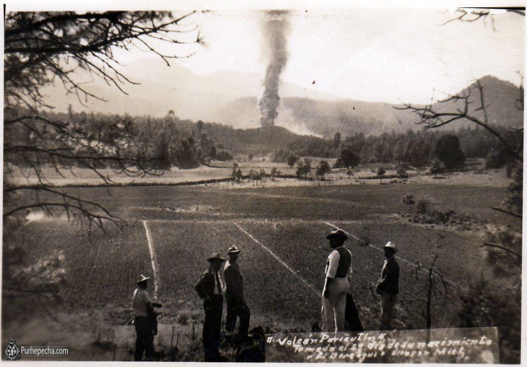 volcan-parikutin-michoacan-1943-4